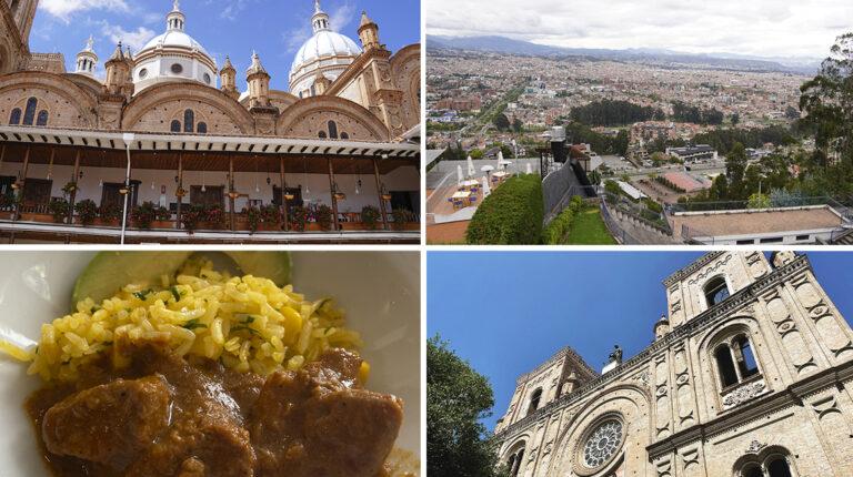 A puertas del feriado las redes se llenan de Cuenca, Guamote, playas y cementerios