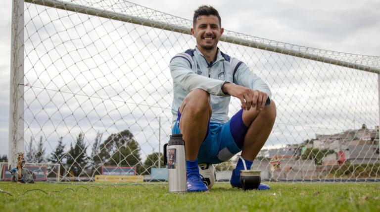 La sangre 'azul' de Facundo Martínez, el jugador que quiere ser técnico