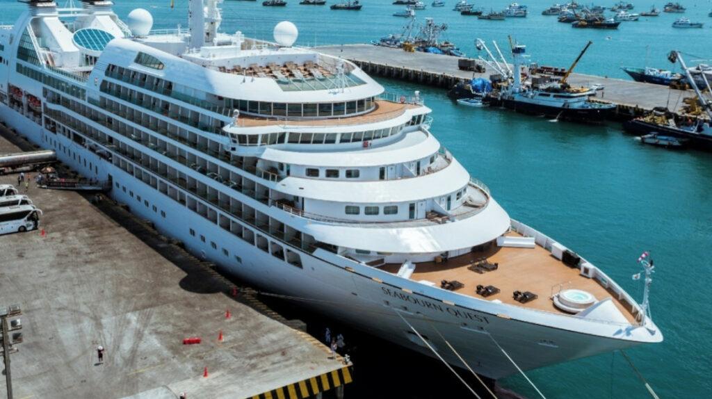 Permiso para llegada de cruceros, una luz que reactivará al turismo local