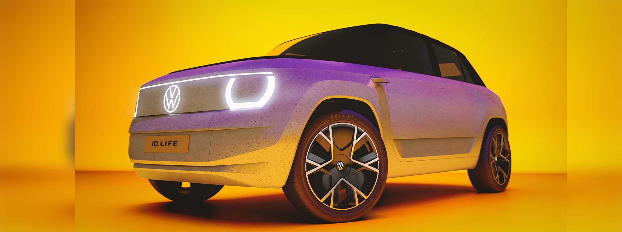 ID.Life de Volkswagen: futuro de la movilidad eléctrica