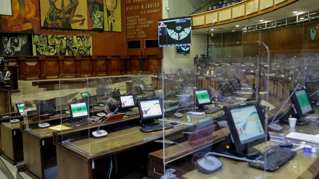 Asamblea no autoriza reunión entre Ejecutivo y Comisión de Fiscalización