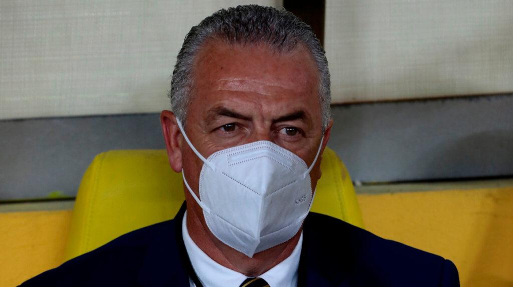 """Gustavo Alfaro: """"Estamos muy contentos por Enner, porque volvió al gol"""""""