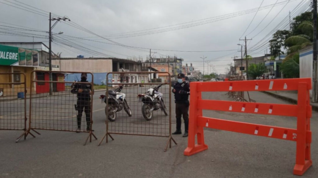 La Policía investiga una explosión en el cuartel de San Lorenzo
