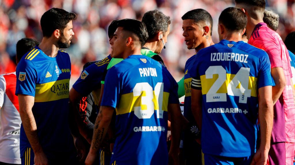 Conmebol aplica duras sanciones a futbolistas y dirigentes de Boca