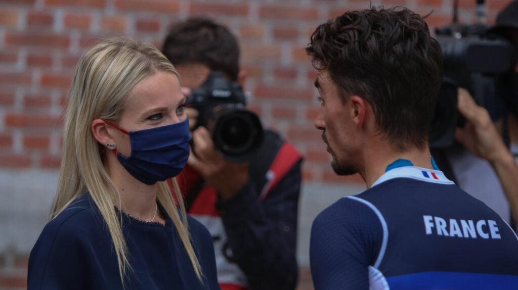 La exciclista Marion Rousse, nueva directora del Tour de Francia femenino