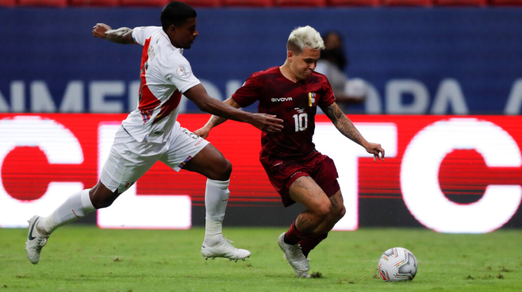 "Yeferson Soteldo no jugará ante Ecuador por ""molestias físicas"""