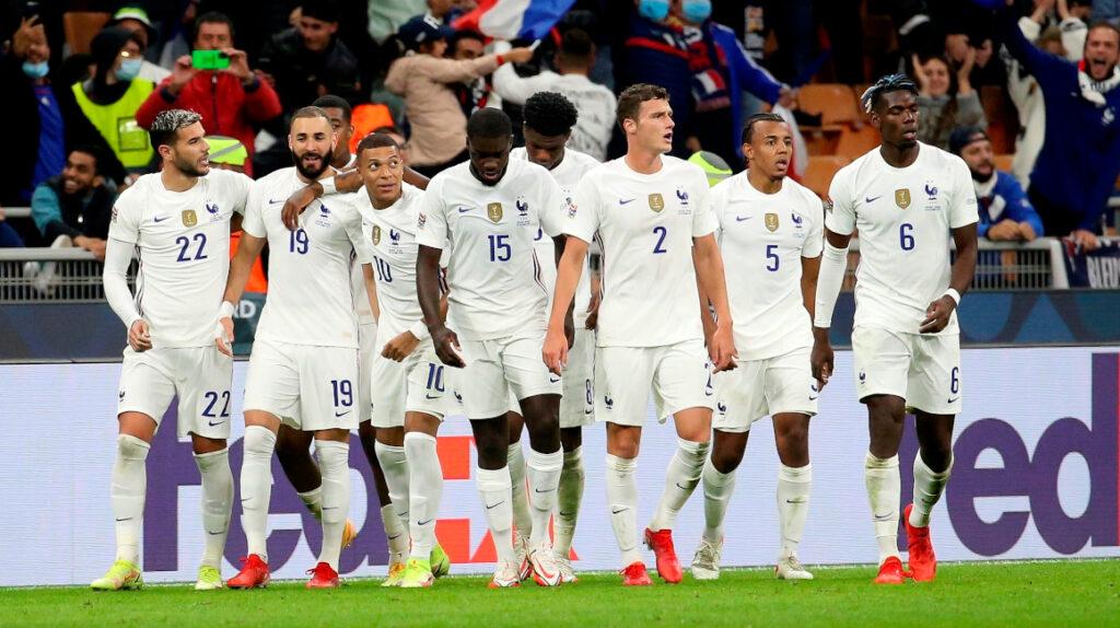 Francia derrota a España y se lleva el título de la Nations League
