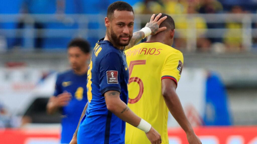 Colombia, el primer equipo en sacarle puntos a Brasil en estas Eliminatorias