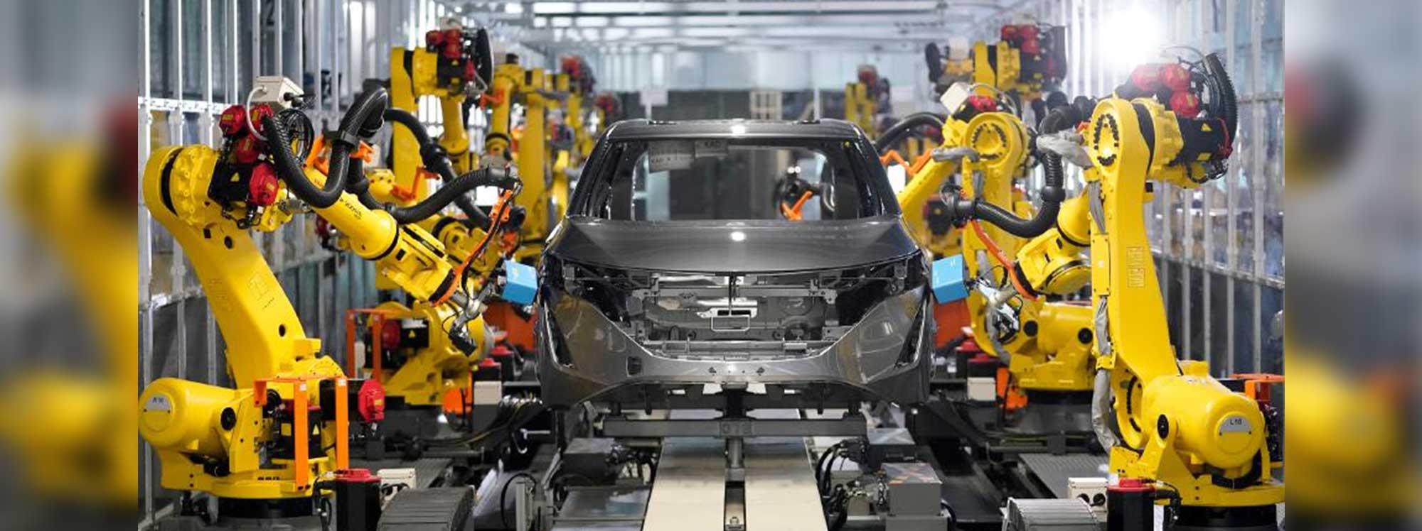 Nissan Intelligent Factory, nueva línea de producción