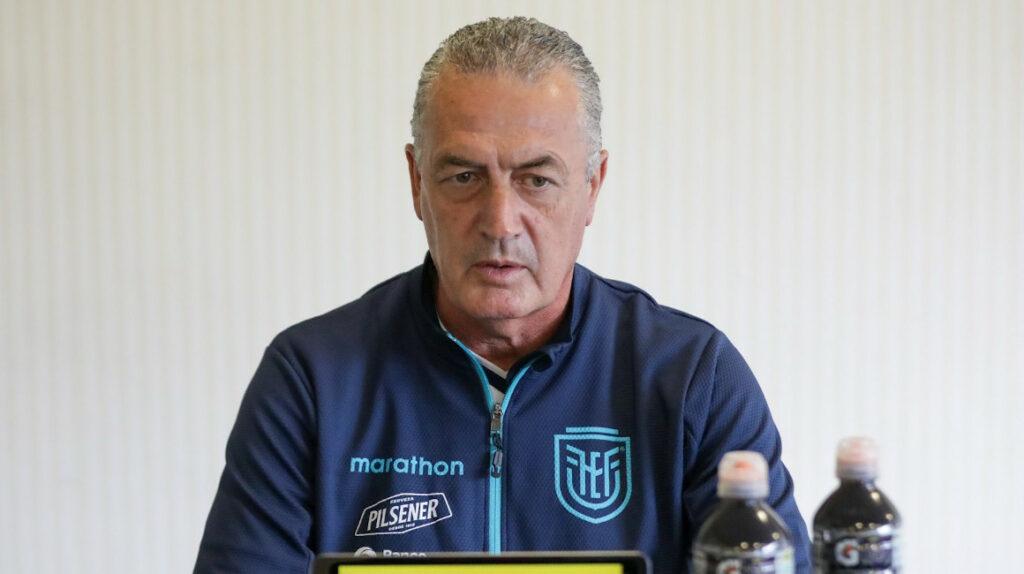 """Alfaro: """"Jugamos contra Colombia y la temperatura de Barranquilla"""""""