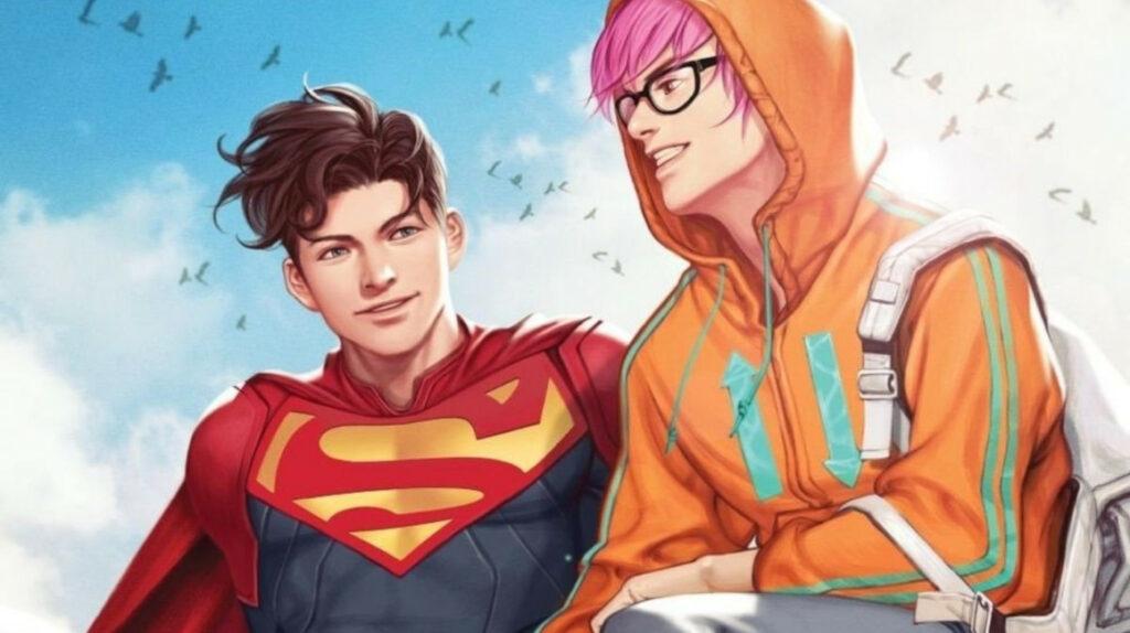 El nuevo Superman lucha contra el cambio climático y tiene novio