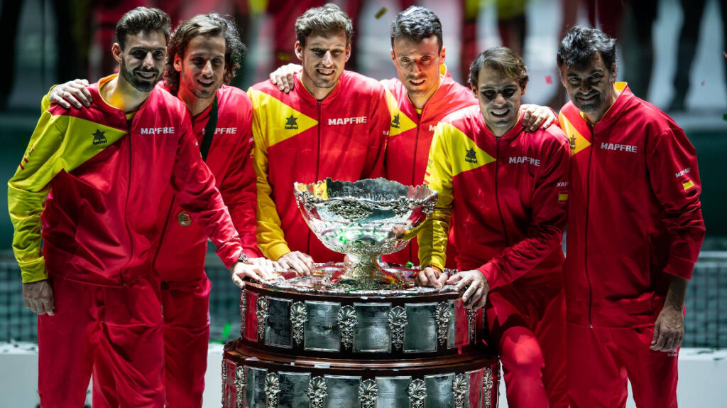La Copa Davis se suma a la moda de los 'fan tokens'