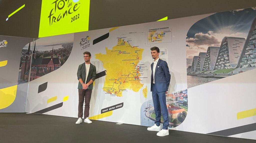 Tour de Francia 2022: Alpe d'Huez, 51 km de crono y 19,4 km de 'pavés'