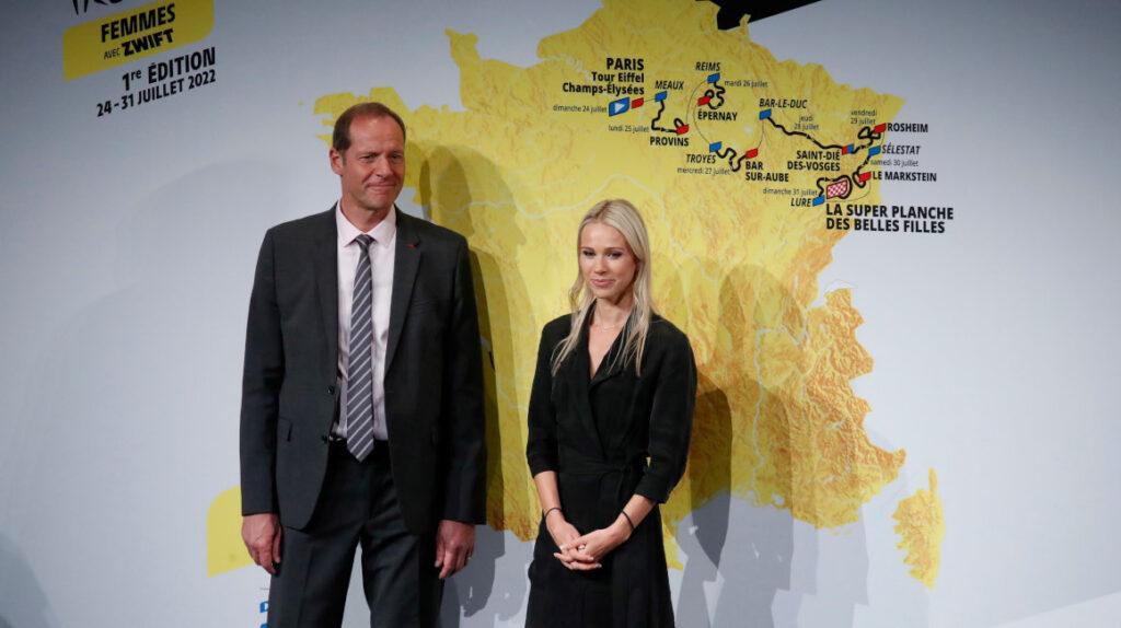 El Tour de Francia femenino empezará en París el 24 de julio