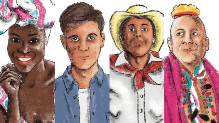 Ecuatorianos tienen rasgos genéticos de nativos americanos, europeos y afros