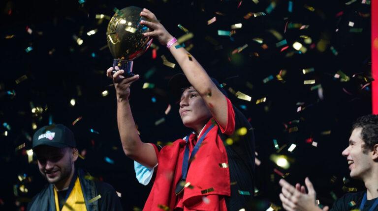 El peruano Francesco de la Cruz gana el primer Mundial de Globos