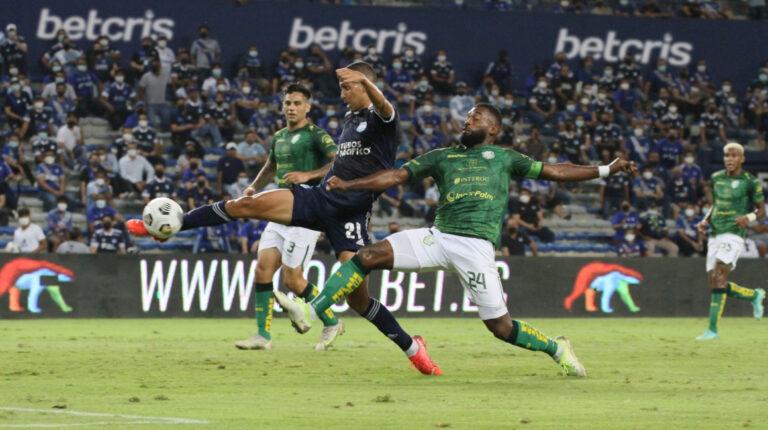 Emelec derrota a Orense y se acerca a la punta del campeonato