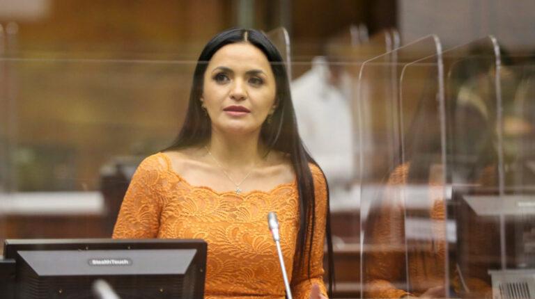 La ID nomina a Yeseña Guamaní para la segunda Vicepresidencia de la Asamblea