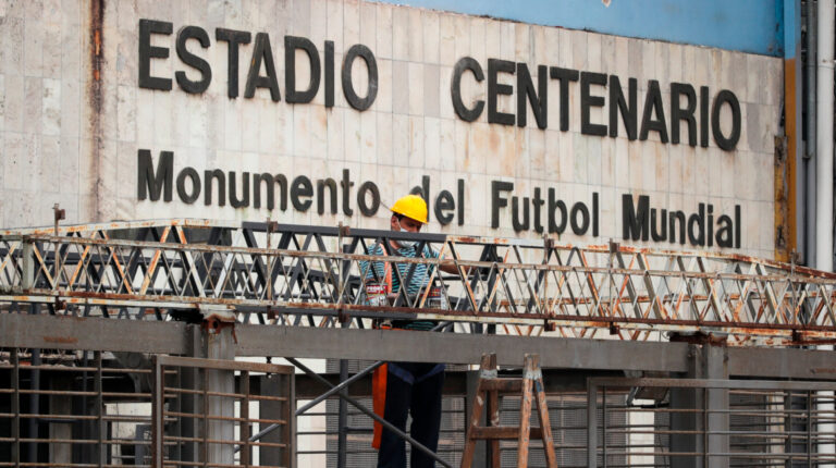 Montevideo se prepara para las finales de Libertadores y Sudamericana