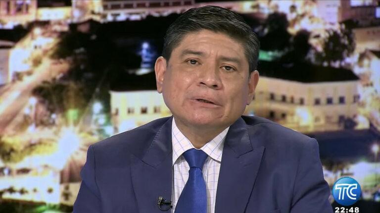 Carlos Jijón suena como próximo vocero del presidente Guillermo Lasso