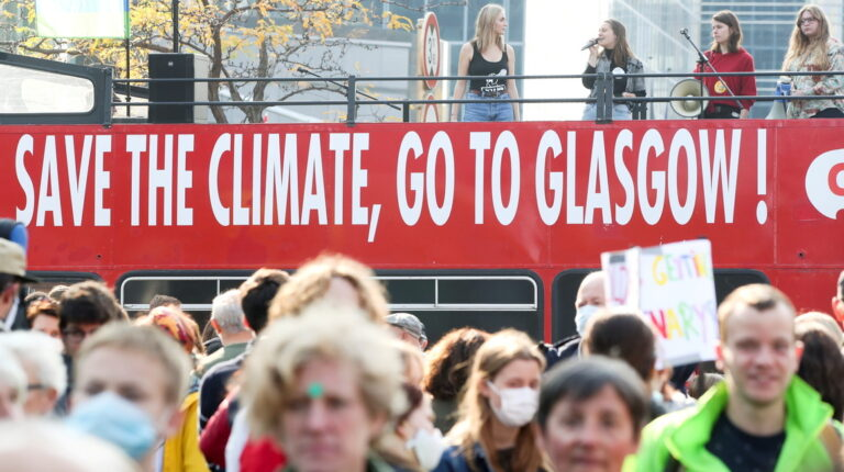 Crisis climática: por qué la COP26 es clave para limitar el calentamiento global