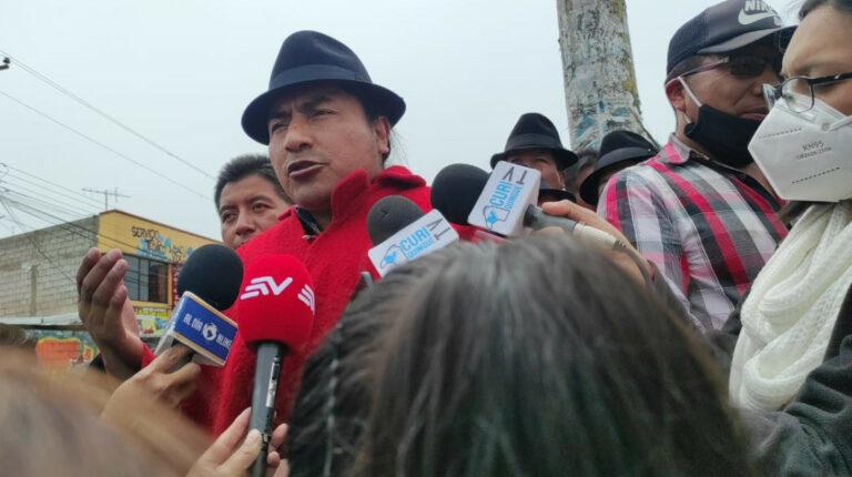 Iza convoca a organizaciones sociales a segundo día de movilizaciones
