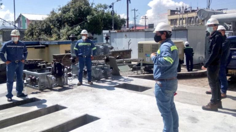 Falla en subestación Norte provocó cortes de luz en varios sectores de Quito